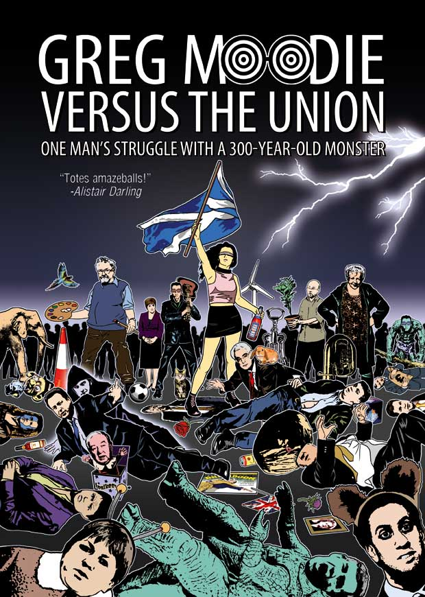Greg Moodie Versus The Union